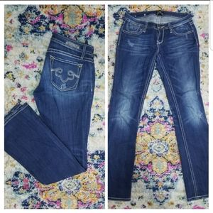REROCK JEANS FOR EXPRESS